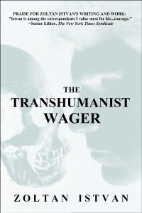 transhumanist wager